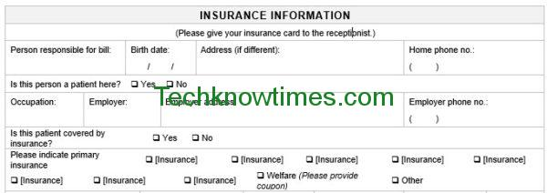 Registration Form Word Template Registration Form Template Word