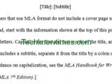 Mla Outline Template Doc