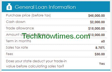 auto loan amortization excel spreadsheet