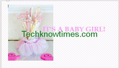 baby shower invitations girl