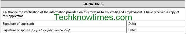 registration form template word