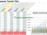 Employee Expense Report Template